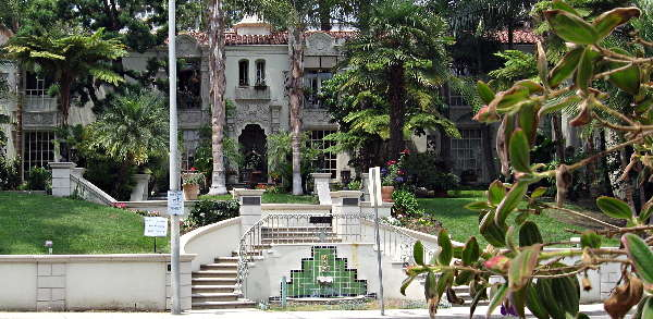 El Palacio Apartments West Hollywood