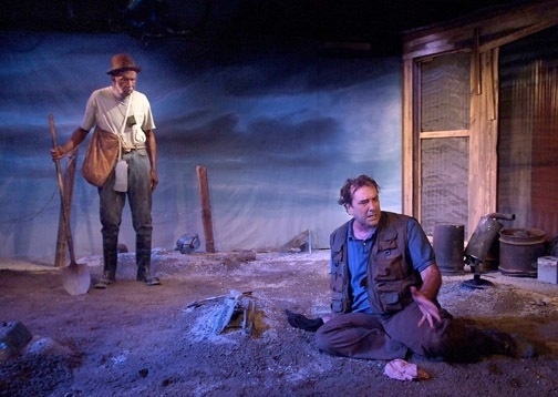 Analysis of' Master Harold and the Boys', by Athol Fugard