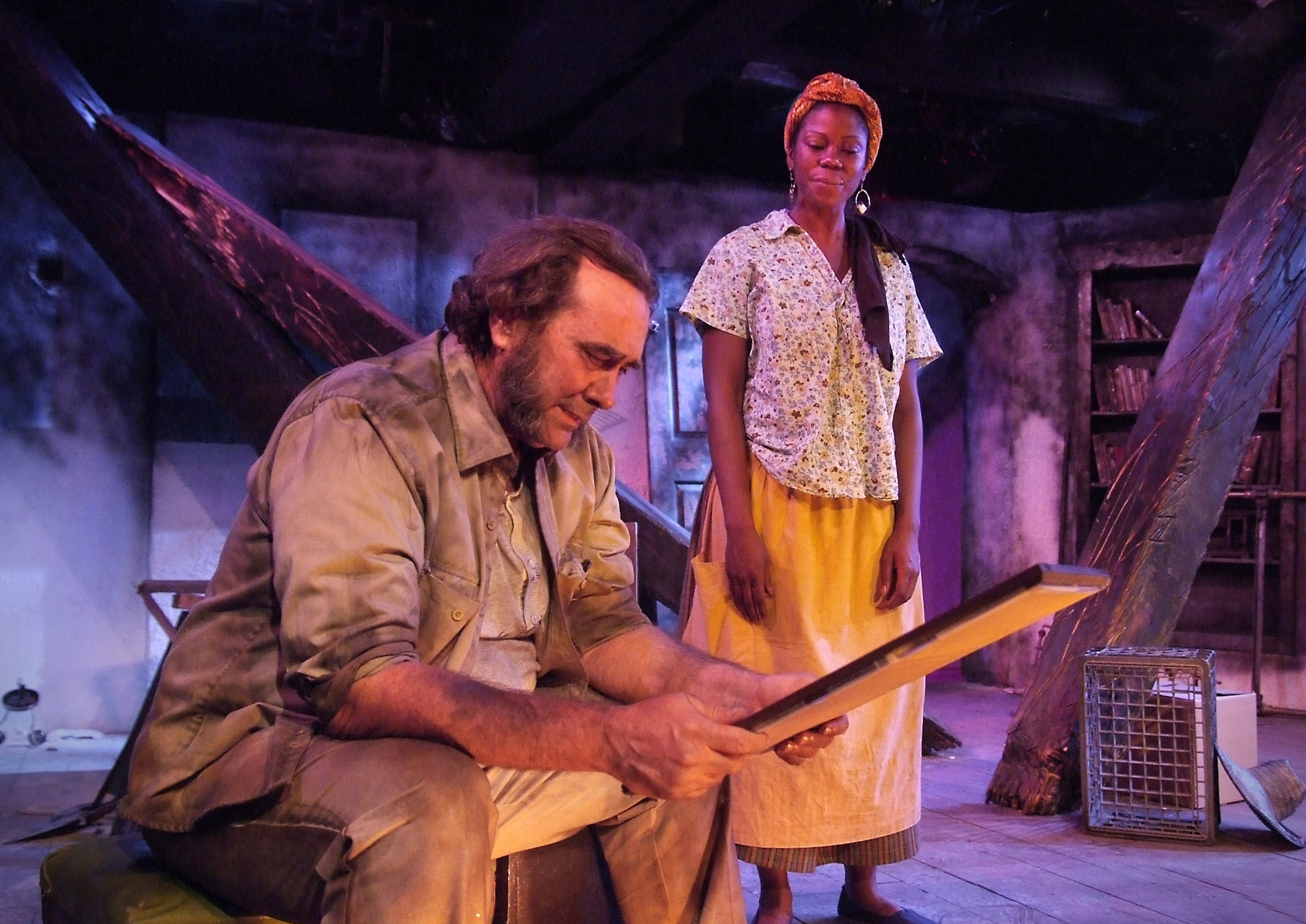 themes in blood knot by athol fugard