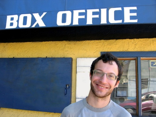 James the Box Office Dude