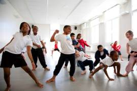 child dance class