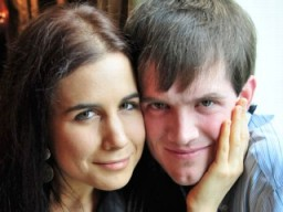 Lindsey Nebeker and David Hamrick