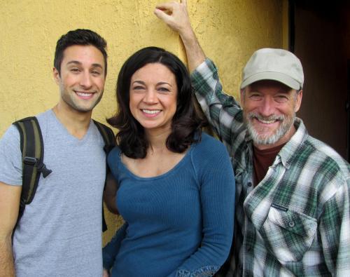 Jason Karasev, Anna Khaja and Joel Polis.