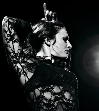 Dancer Fanny Ara