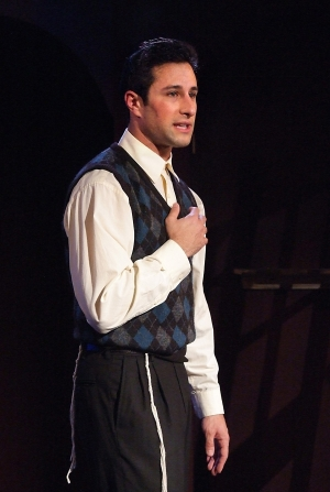 Jason Karasev as Asher Lev.