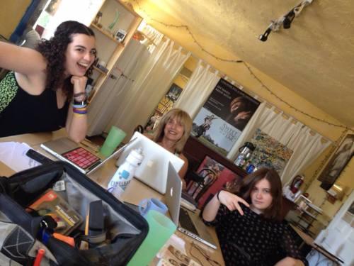 Gabby, Barbara Goodhill & Alice Kors