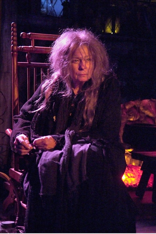 Jenny O'Hara in 'Broomstick' at the Fountain Theatre.