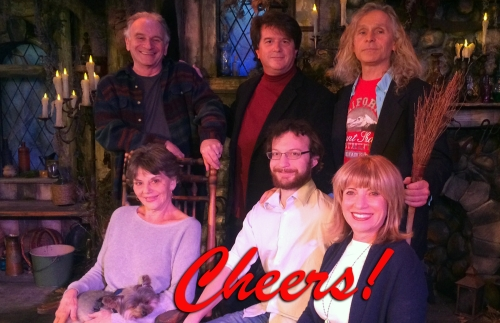 (back row) Simon Levy, Stephen Sachs, Scott Tuomey (front row) Deborah Lawlor, james Bennett, Barbara Goodhill.