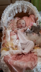 Reborn doll by Amy Karich