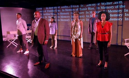 'Citizen: An American Lyric' at the Fountain Theatre