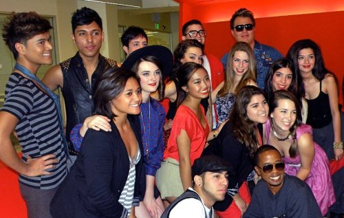 FIDM students