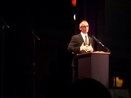 Mitch OFarrell award