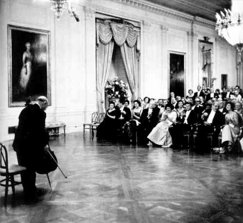 Casals-at-the-White-House