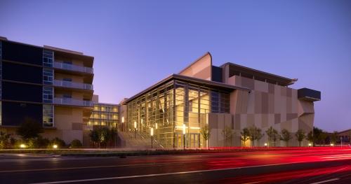 Center for Jewish Life, Palo Alto, California
